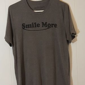 Smile More Tee